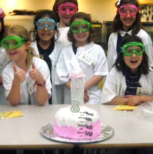 Science Birthday Party Ideas