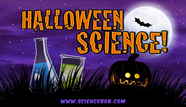 Image result for halloween and science