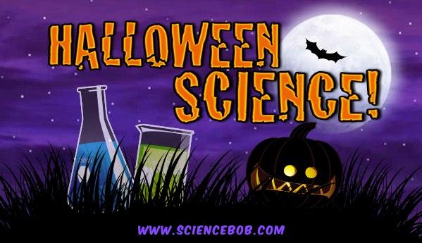 Halloween Science Experiments & Ideas! - ScienceBob.com