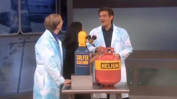 Medical Myths from Dr  Oz Explained - ScienceBob com
