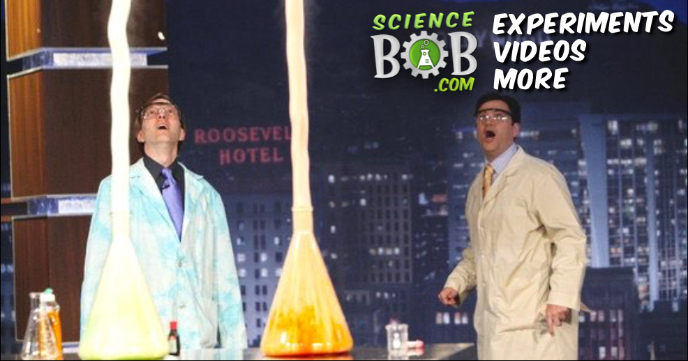 Easy Science Experiments, Videos, and Science Fair Ideas