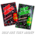 Can you please tell me how Pop Rocks (the candy) are made?
