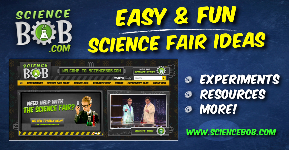 List of Science Fair Ideas and Experiments You Can Do.