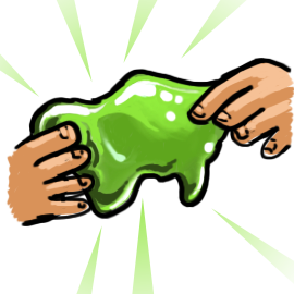 HOW TO MAKE SLIME - METHOD 1 - ScienceBob.com