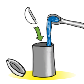 Build a film canister rocket - ScienceBob com