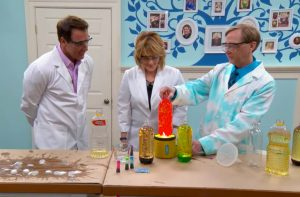 Science Bob on Home & Family