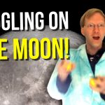 Juggling in Lunar Gravity!